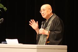 中野東禅老師